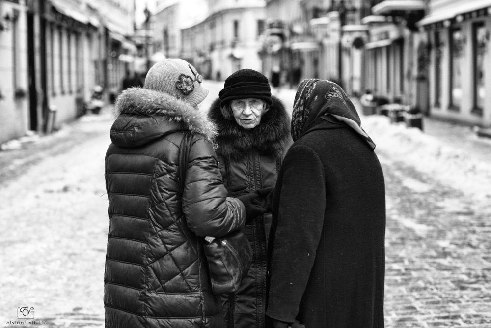 Kaunas - Winter