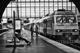 Belgija - Antverpeno stotis