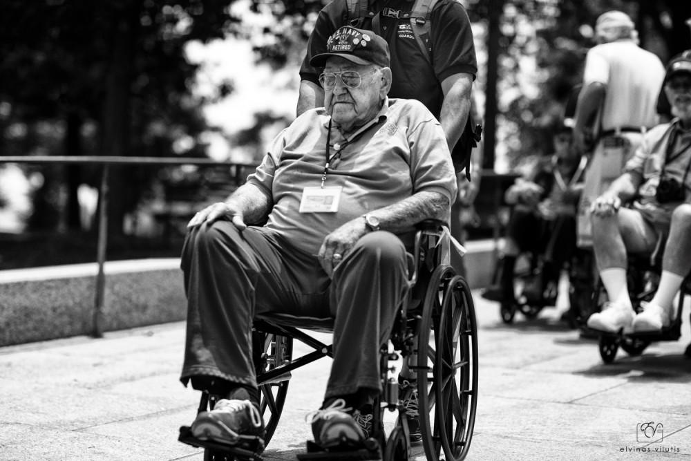 JAV - Veteranų minėjimas